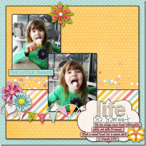 S CY 21-12 LIFE is Sweet