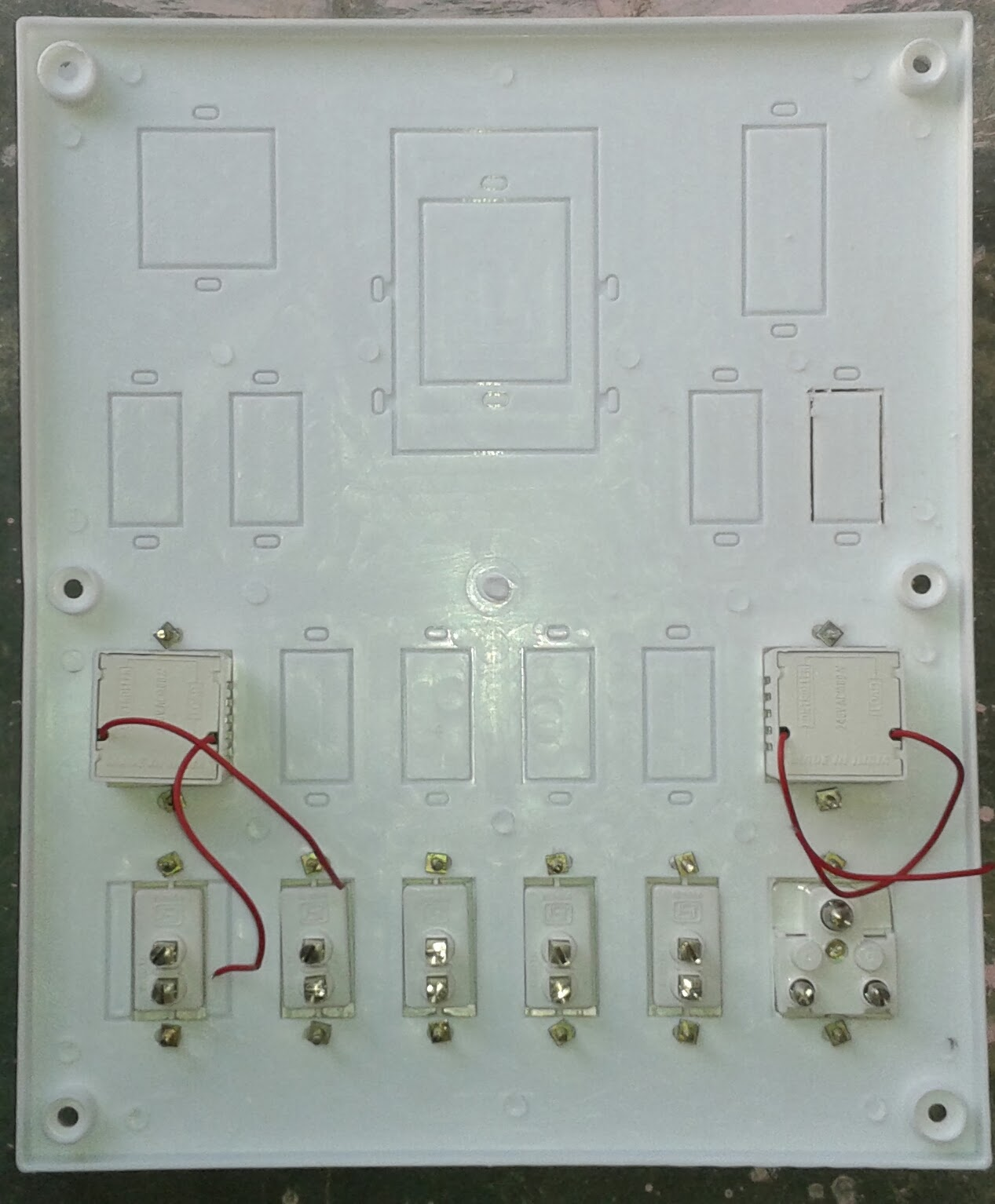 Home Electric Board Wiring - WIRE Center •