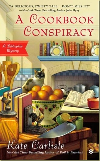 A Cookbook Conspiracy cover