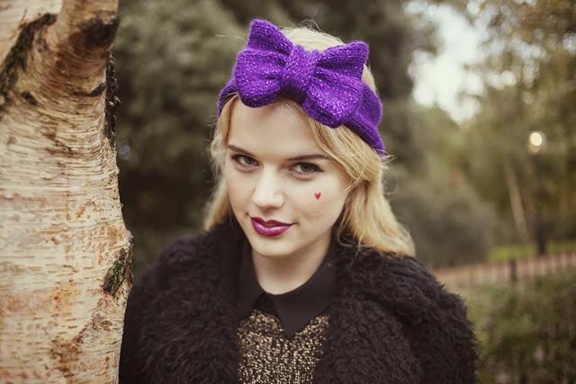 glitter-purple-knitted-bow-headband-knitted-headband-kawaii-lolita-glitter-wool-cosy-knit-headband