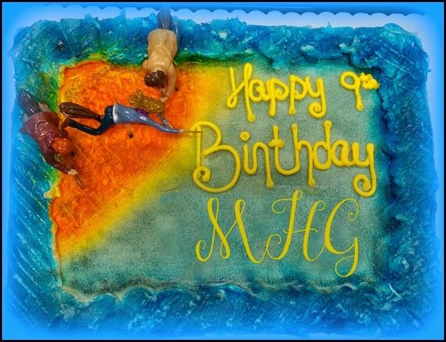 MHG 9 CAKE