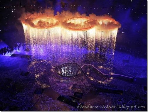opening london olympics 2012