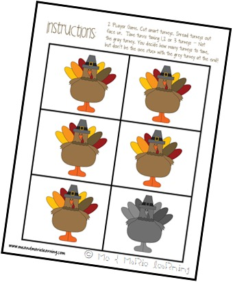 strategic thinking turkeys 2