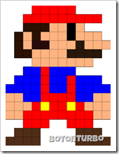 Traje fontanero Mario