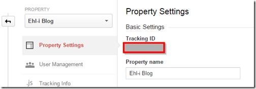 GA-tracking kod