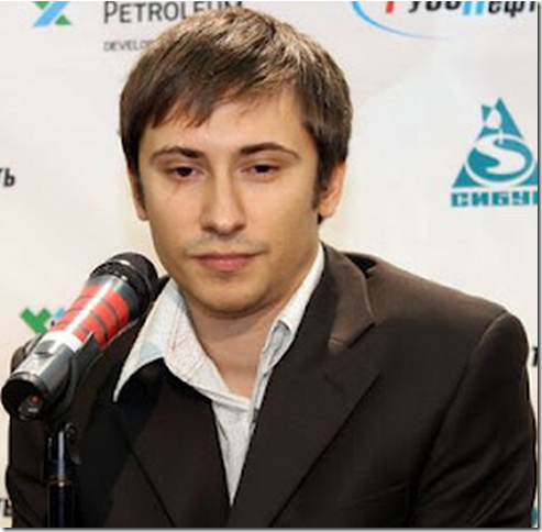 GM Dmitry Jakovenko
