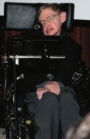 Stephen Hawking 050506