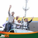 """Caravana 65"" Industrial, Jd. Industrial e Amazonas"