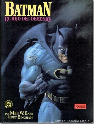 2012-06-04 - Batman - Hijo del Demonio