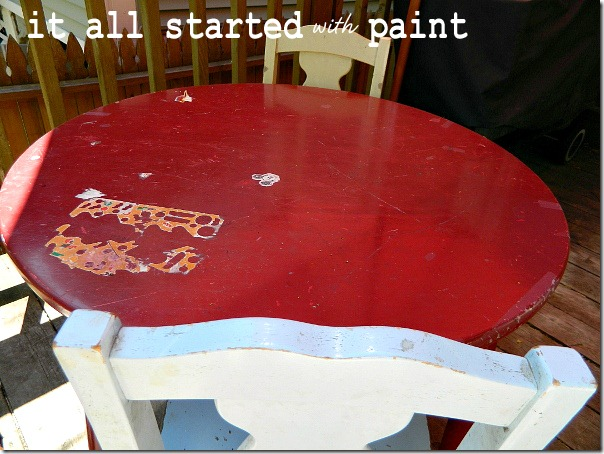 thrift_store_child_table_chairs