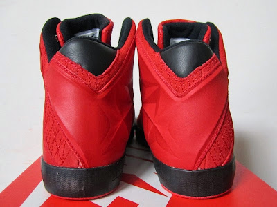 nike lebron 11 nsw sportswear lifestyle university red 2 03 Nike LeBron XI NSW Lifestyle University Red / Black