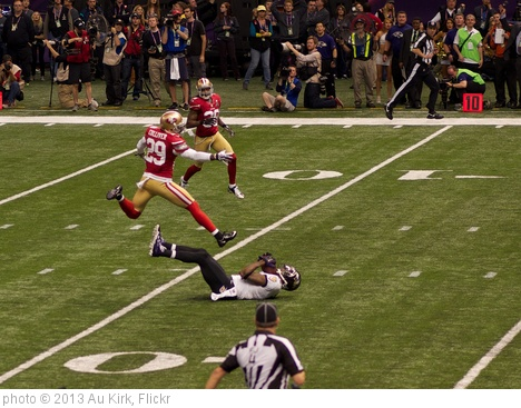 'Jacoby Jones TD Catch' photo (c) 2013, Au Kirk - license: http://creativecommons.org/licenses/by/2.0/