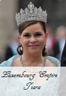 Luxembourg Empire Tiara