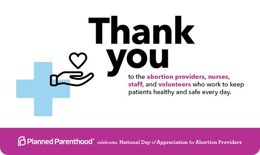 abortion provider