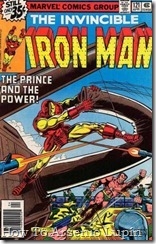 P00020 - El Invencible Iron Man #121