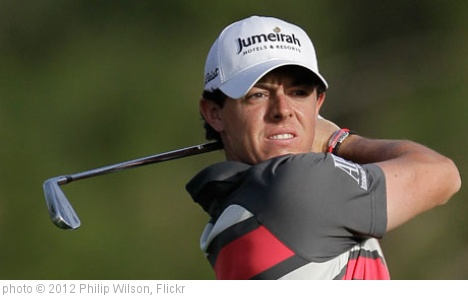'Rory Mcilroy' photo (c) 2012, Philip Wilson - license: http://creativecommons.org/licenses/by-nd/2.0/
