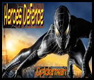 Heroes Defence - Spiderman Hacked