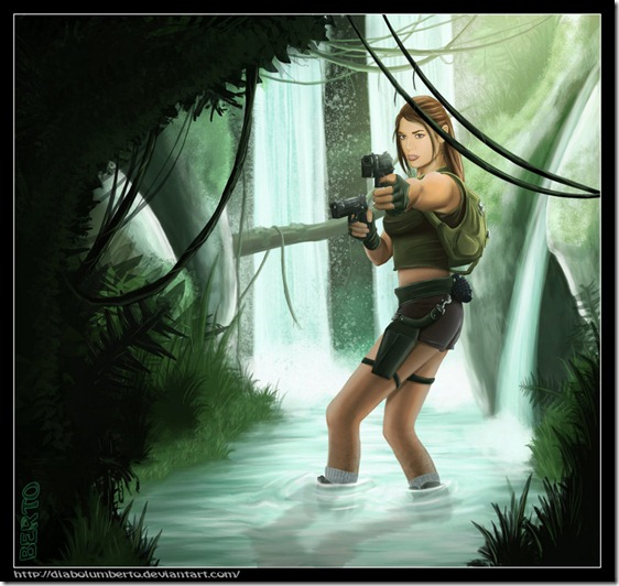 Lara Croft (154)