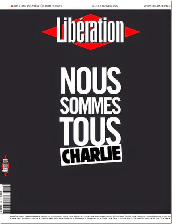 Liberation 7 jan 2015