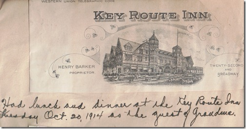 Key Route Inn