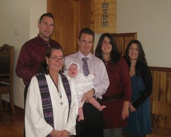 Neve baptism