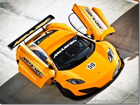 McLaren MP4-12C GT31