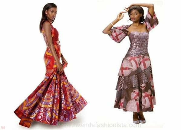 Kitenge Fashion Designs Images