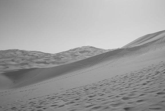 Dunes - en pente douce