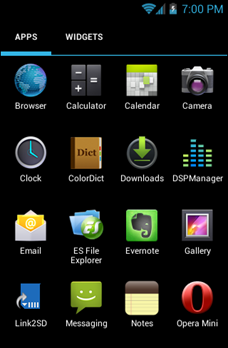 jellybean screenshot 3