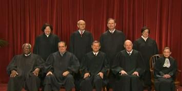 Supreme Court 2011