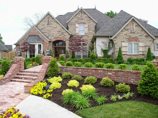 Front Yard Landscaping Ideas Pictures 4 Front Yard Landscape Ideas