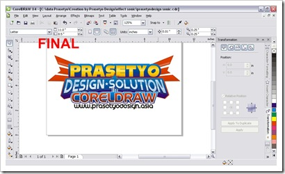 prasetyodesign effect sonic 5