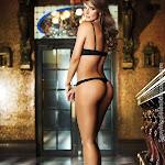 Carolina Cruz Sexy Lenceria Chamela 2013 Foto 35