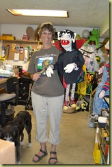 Debbie and the Count