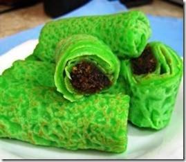 Resep Kue Dadar Gulung Yang Enak
