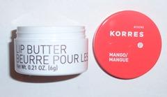 Korres Mango Lip Butter