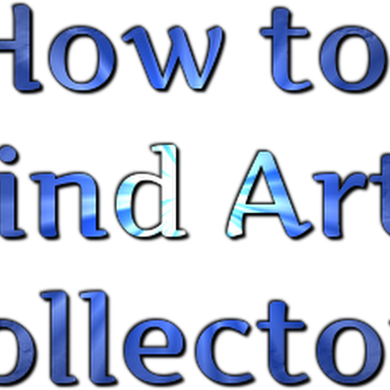 Where to find Art Collectors to Invite to an Art Exhibition