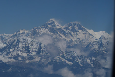 228. Everest pozat din avion.JPG