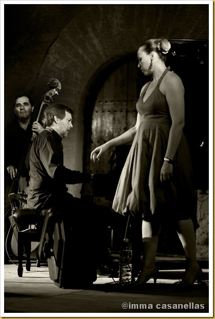 Pierre Boussaguet, Ignasi Terraza, Susana Sheiman, Torre-Ramona 2012
