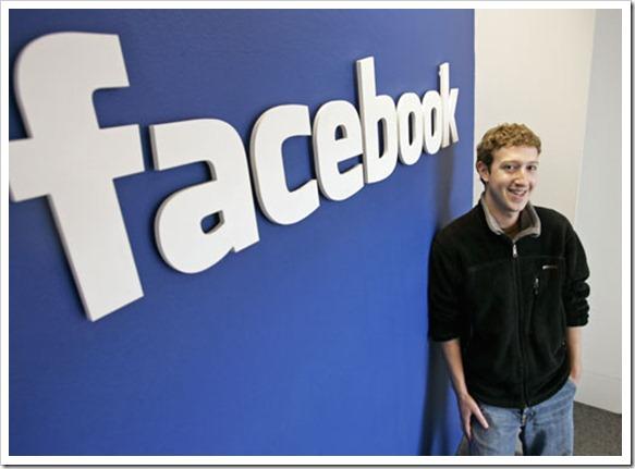Mark Zuckerberg, o nascimento de um jovem multi-bilionário