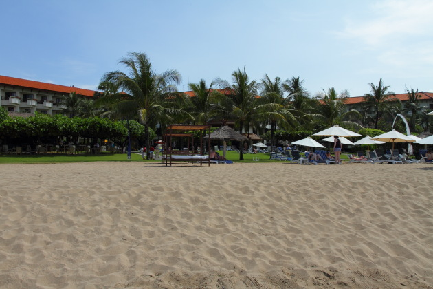 Grand Mirage Beachfront, Bali