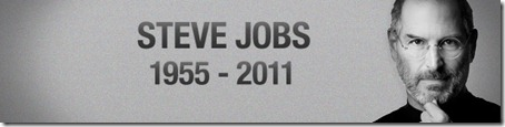 Steven Jobs 1955 - 2011