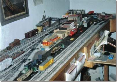 07 My Layout in the Summer of 1999