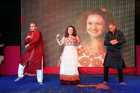 Iunia Pasca: Dans Bollywood