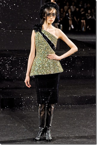 Chanel Fall 2011 Dress (nay) 5