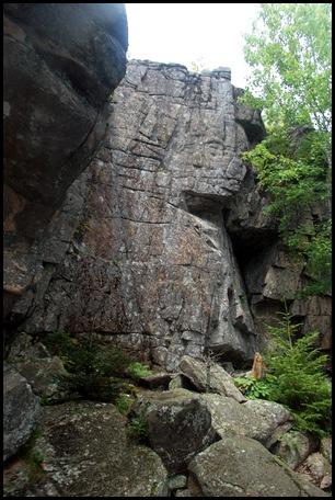 Gorham Mountain Hike 052