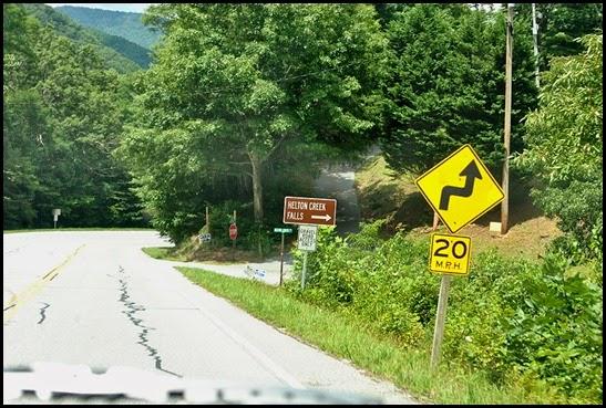 01 - Turn to Helton Creek Falls