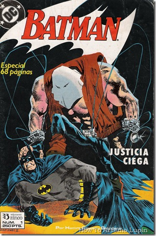2012-06-11 - Batman - Justicia Ciega