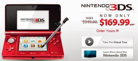 3DS price cut