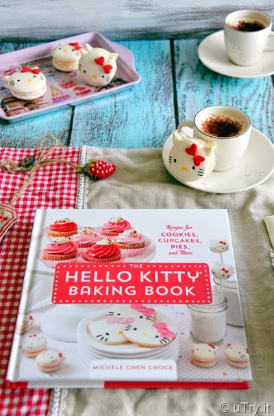 Hello Kitty Baking Book